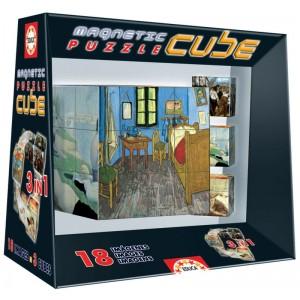 Puzzle Magnetico Cube - EDUCA