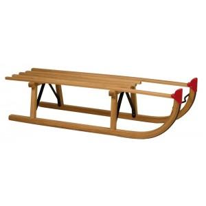 Slitta Davos in legno 100cm
