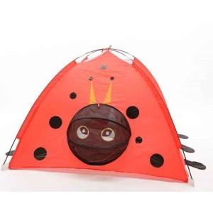 pes children play tent ladybug