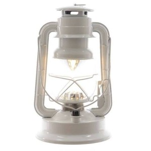 Lanterna LED bianca 24cm.