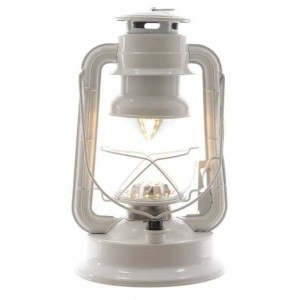 Lanterna LED bianca 34cm