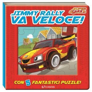 SUPER CARS - JIMMY RALLY VA...