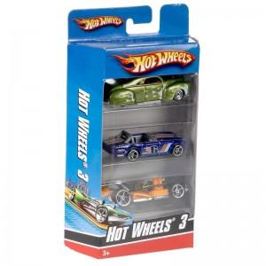 HW Confezione 3 veicoli ass.to