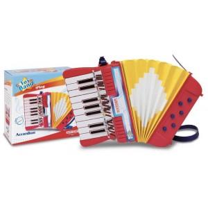 Fisarmonica 17 tasti...