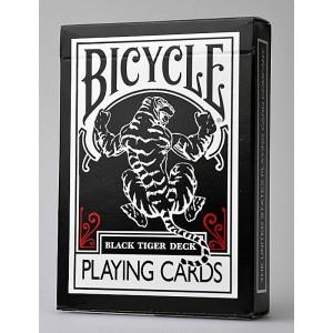 BICYCLE Black Tiger Red