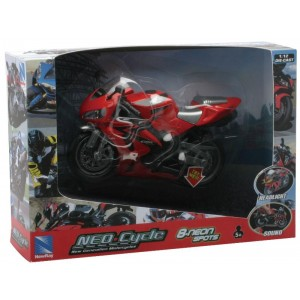 1:12 B/O MOTORCYCLE...
