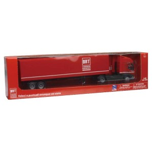 1:43 IVECO STRALIS CONTAINER