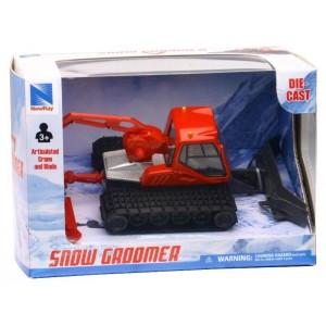 1:50 DIE CAST SNOW GROOMER