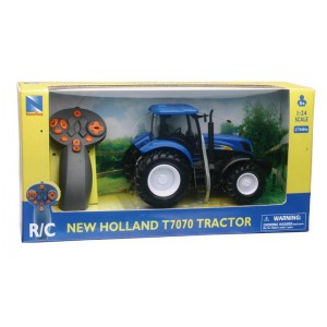 trattore NEW HOLLAND R/C 1/24