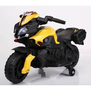 MOTO 6V SPEED GIALLO
