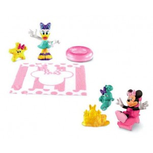 MINNIE E PAPERINA W5123