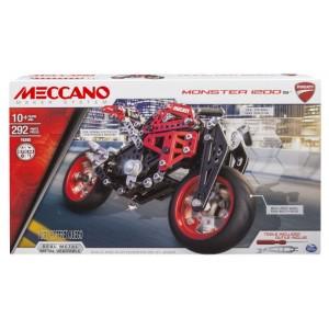 MECCANO Ducati Monster 1200s