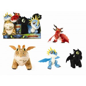 DRAGONS PLUSH 6027509