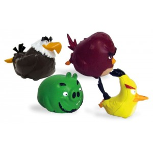 Angry Birds Angry...
