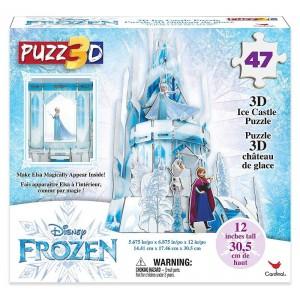 Puzzle 3d Frozen