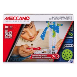 MECCANO Inventor Set 3 -...