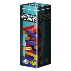 JUMBLING TOWER A COLORI IN...