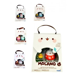 MOLANG 2 PERSONAGGI ASS.TI