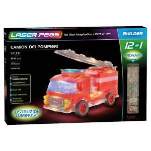 Camion dei pompieri 12 IN 1