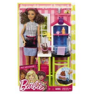 Barbie Playset Carriere Ass.to