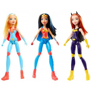 Basic Super Hero Girls 12""