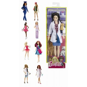 Barbie Carriere Ass.to