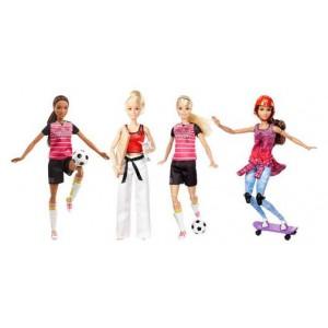 Barbie Sport Ass. to