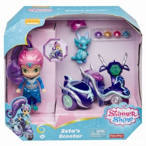 Shimmer and Shine Scooter...