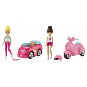 Barbie Parti e Via +...