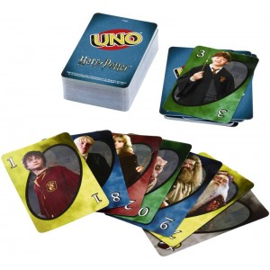 UNO HARRY POTTER