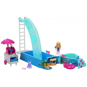 Polly Pocket Festa in piscina