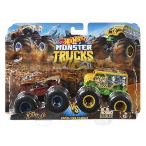Monster Trucks Doppia...