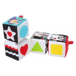 Soffici Cubi Gira & Impara