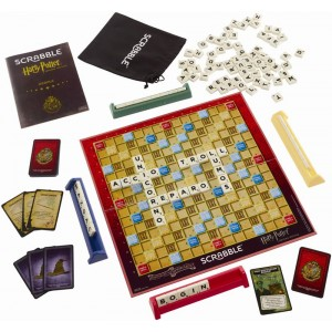 SCRABBLE HARRY POTTER ITALIANO