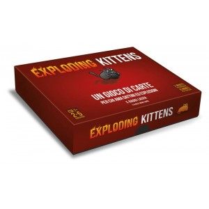 EXPLODING KITTENS 8540