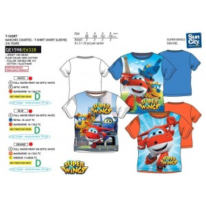 T-SHIRT superwings