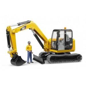Cat Mini scavatore con figura