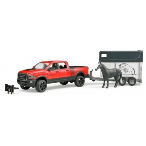 RAM 2500 Power Wagon con...