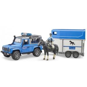 Land Rover Defender Polizia...