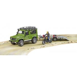 Land Rover Defender con...