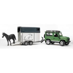 Land Rover Defender Station...