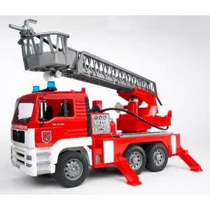 MAN TGA autopompa Pompieri...