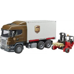 Scania R-Series camion UPS...