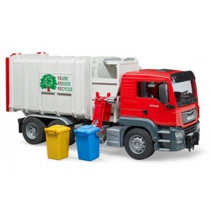 MAN TGS trasporto rifiuti...