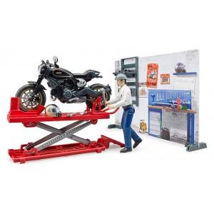 Officina motociclette con...