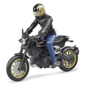 Moto Ducati Scrambler Cafe...
