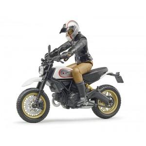 Moto Ducati Scrambler...