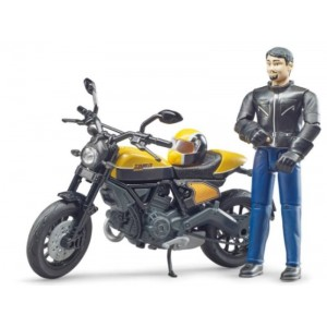 Moto Ducati Scrambler Full...