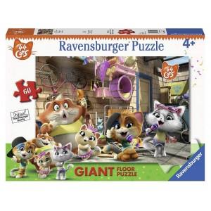 Puzzle 60 pz PAVIMENTO 44...