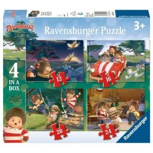 Puzzle 4in1 Moncchichi